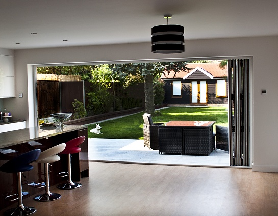Bi-Fold Door Systems from Zen-Fold: Bi-Folding Door Systems ...